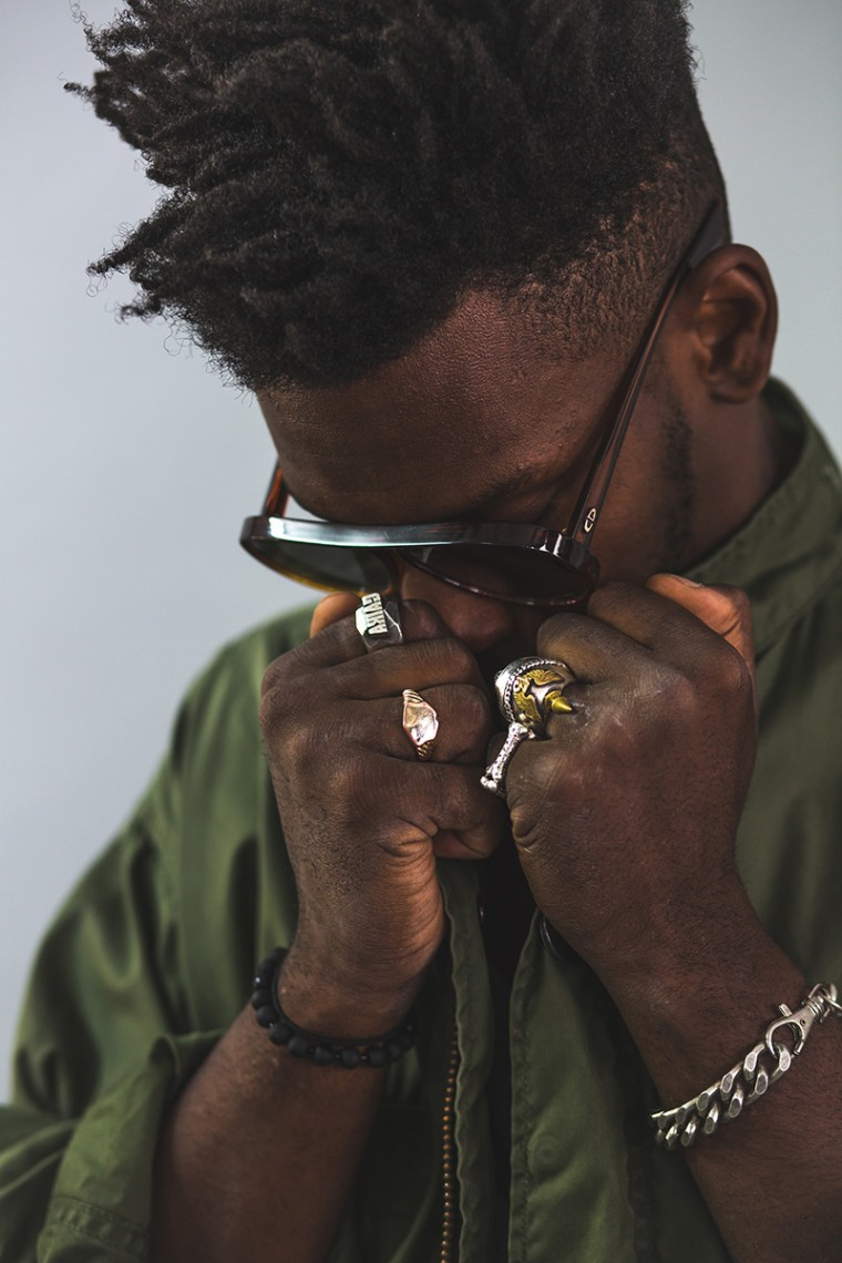"GAIKA says new LP <i>BASIC VOLUME</i> is ""less terrifying...more subversive"""
