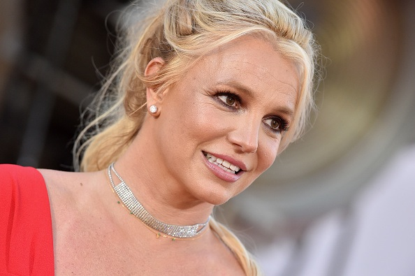 """Britney Spears says she """"cried for two weeks"""" over documentary"""