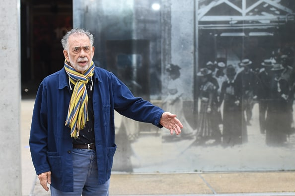 "Francis Ford Coppola says Marvel movies are ""despicable"""
