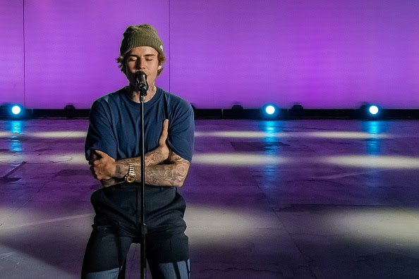 Justin Bieber lands eighth No. 1 album with <i>Justice</i>