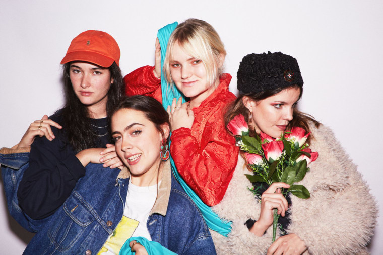 Hinds share new album <i>I Don't Run</i>