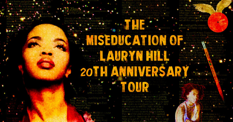 Dave Chappelle will be a special guest on Lauryn Hill's upcoming tour