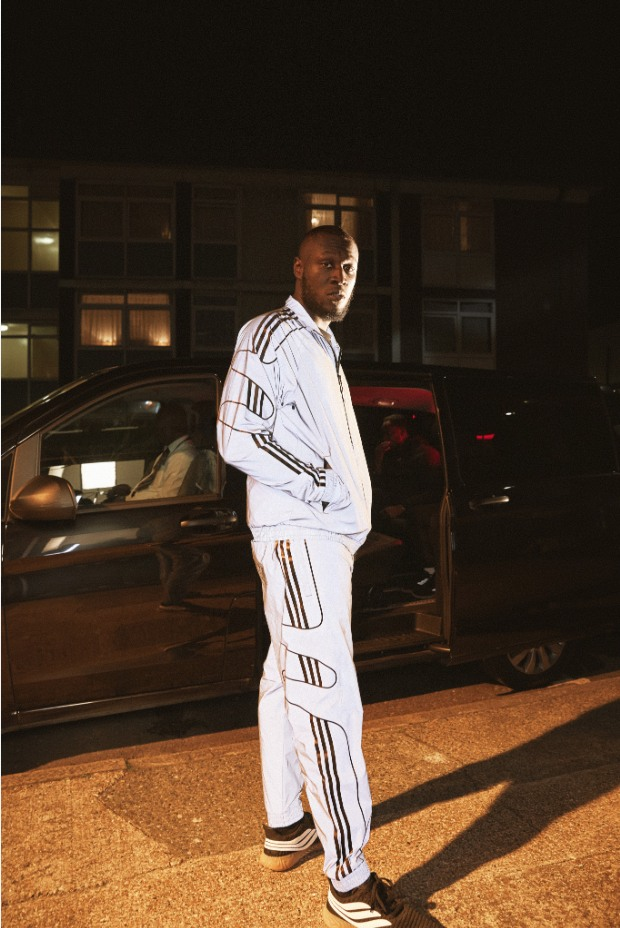 Stormzy announces new partnership with adidas Originals