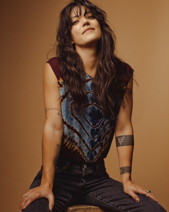 "Sharon Van Etten announces new album, hear new song ""Comeback Kid"""