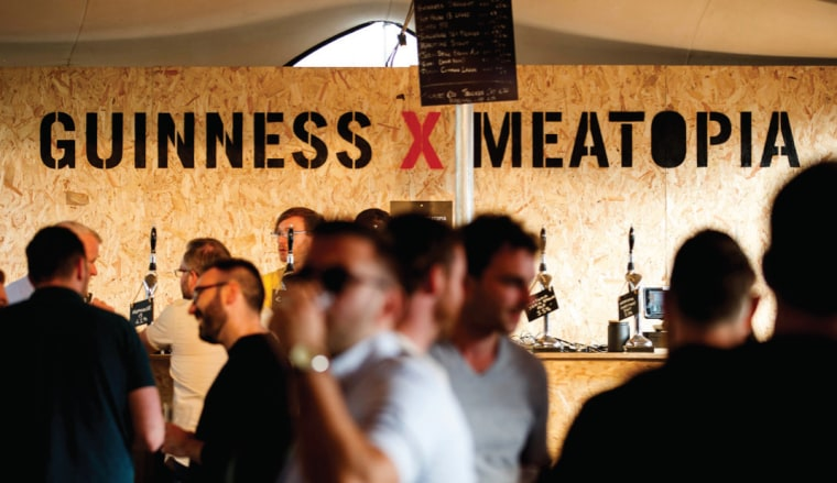 "Inside the Guinness ""Meatopia,"" Dublin's most popular meat festival"