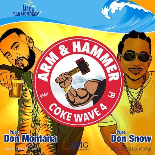French Montana and Max B share <i>Coke Wave 4</i>