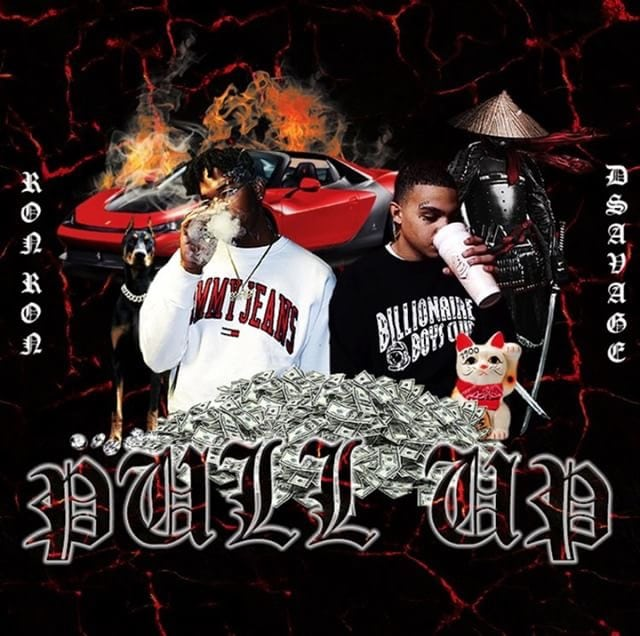"Ron-Ron recruits D Savage for ""Pull Up"""