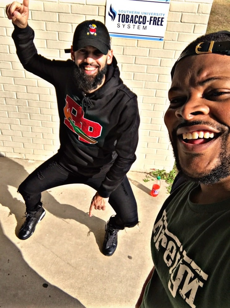 Meet Nick and Dan, The Hilarious Baton Rouge Friends Who Became Instagram Stars