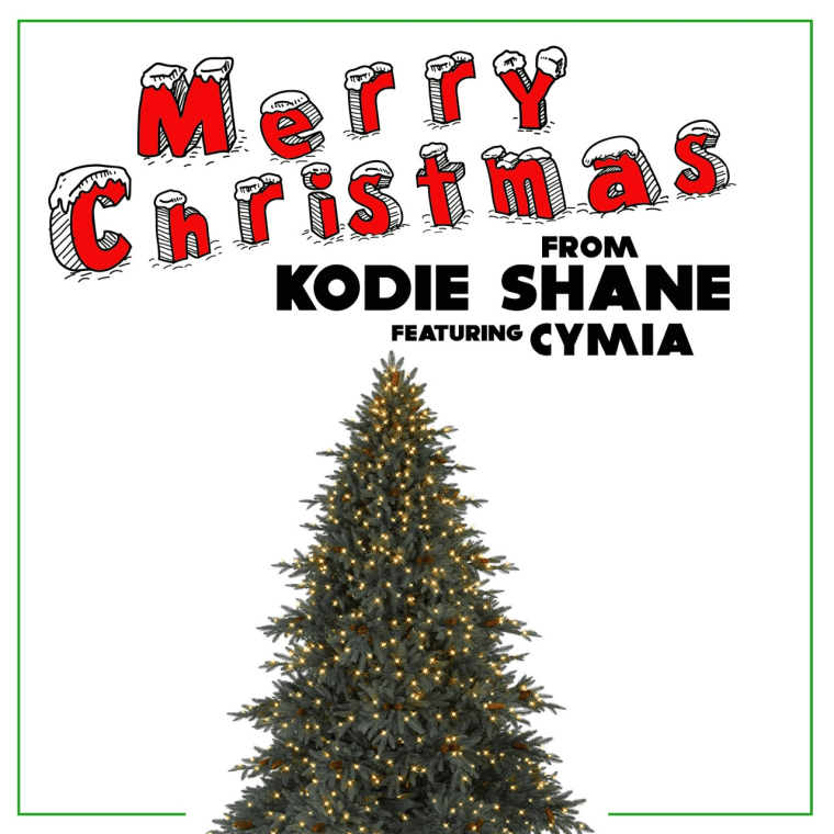 "Kodie Shane Spreads Some Holiday Cheer With Her Cover Of ""This Christmas"""