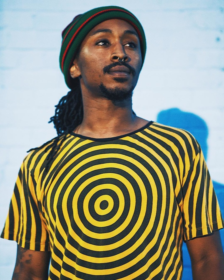 "Iman Omari is a selfless lover on ""Kama Sutra"""