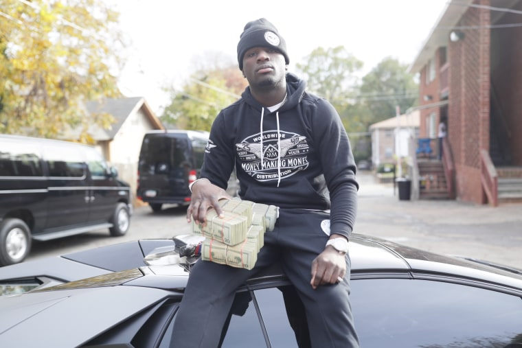 "Ralo connects with YoungBoy Never Broke Again on ""Rain Storm"""