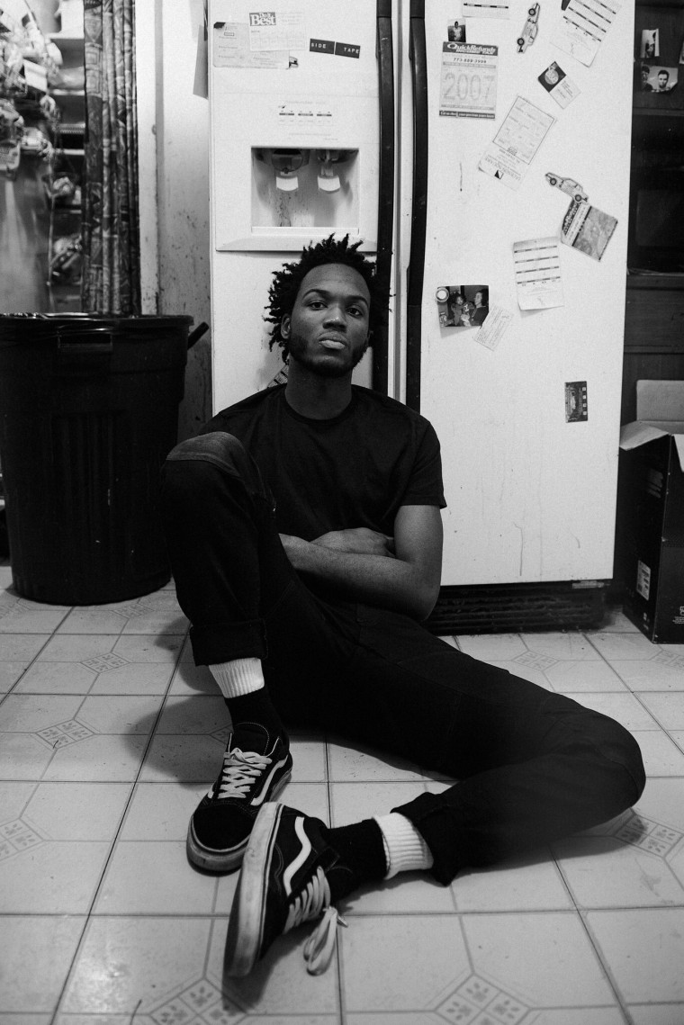 "Listen to Saba's new single, ""LIFE"""