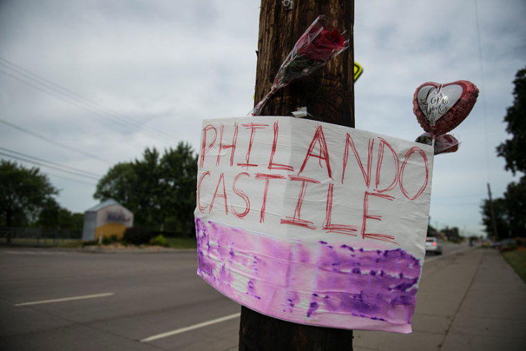 Dashcam Footage Of Police Killing Of Philando Castile Is Made Public