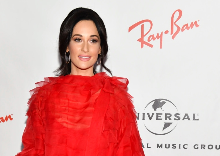 Kacey Musgraves brought <i>Ru Paul's Drag Race All-Stars</i> winners on stage at a recent tour stop
