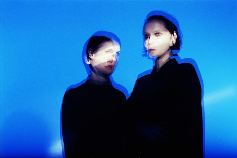 "Darkwave-Pop Duo Evvol Celebrate A Special Kind Of ""Physical L.U.V"" In New Short Film"