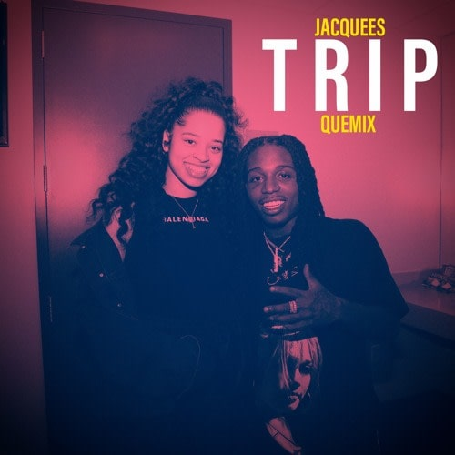 """Jacquees's """"Trip"""" remix has been pulled from the internet"""