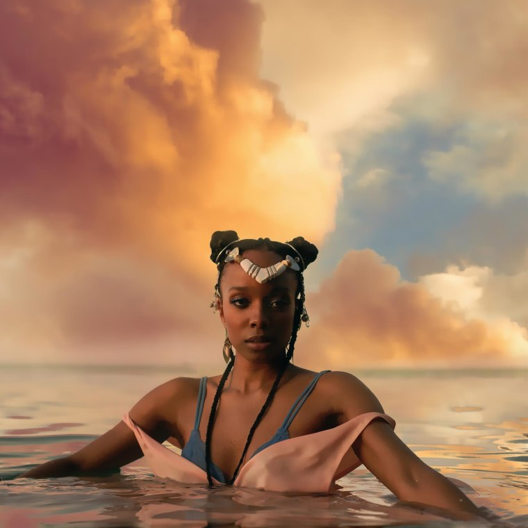 Listen To Jamila Woods's Debut Album <i>HEAVN</i>