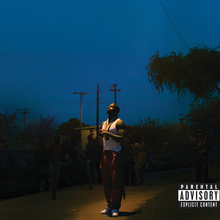 Jay Rock's new album <i>Redemption</i> is here