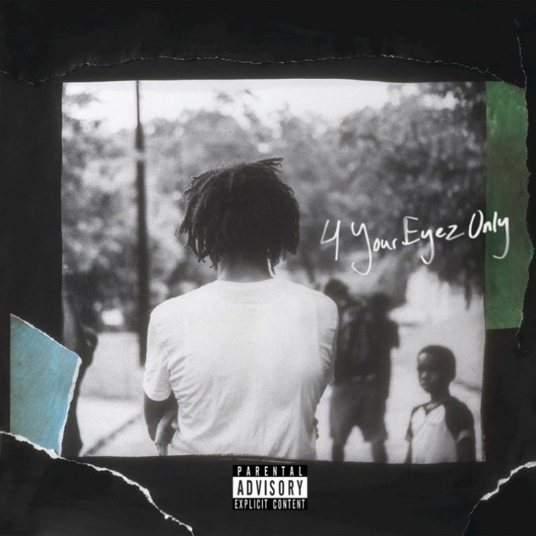 Listen To J. Cole's <i>4 Your Eyez Only</i> Now