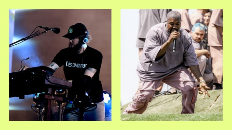 "Kanye West and Bon Iver appear on new Francis and the Lights track ""Take Me To The Light"""