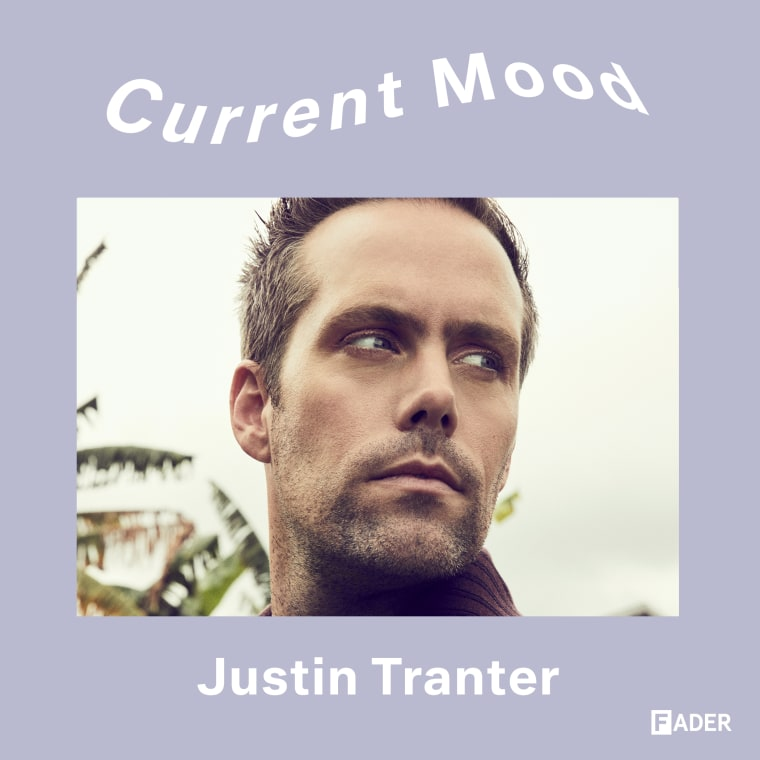 CURRENT MOOD: Justin Tranter shares the songs that inspired their songwriting career