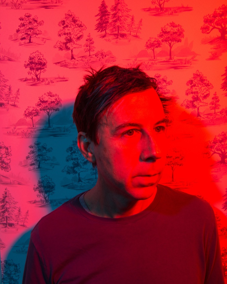 Listen to legendary indie musician John Vanderslice's triumphant new album, <i>The Cedars</i>