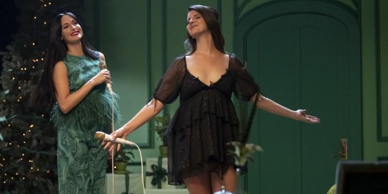 Kacey Musgraves drops Christmas album feat. Lana Del Rey, Camila Cabello