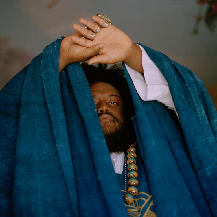 Kamasi Washington announces new film <i>As Told To G/D Thyself</i> will premiere at Sundance