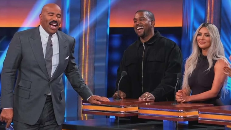 Watch Kanye West on <I>Family Feud</i>