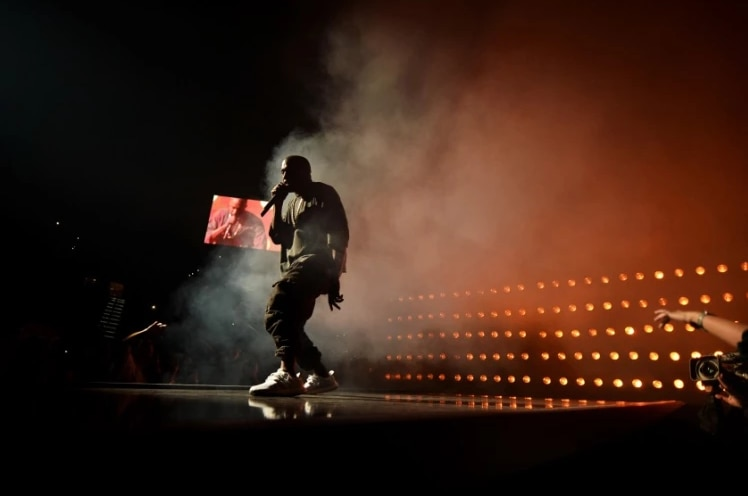 Kanye West Cancels Sunday's L.A. Concert At The Forum