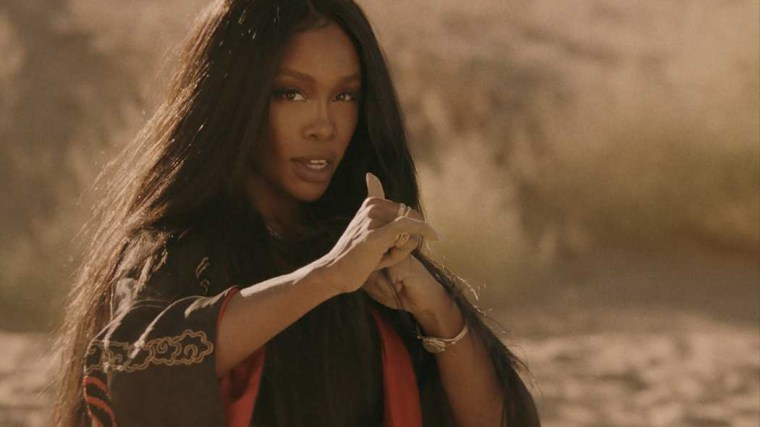 "SZA is Kendrick Lamar's kung fu protégé in their ""Doves In The Wind"" video"