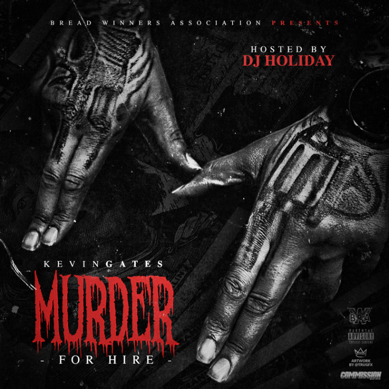 Kevin Gates Drops Surprise Mixtape, <i>Murder For Hire</i>