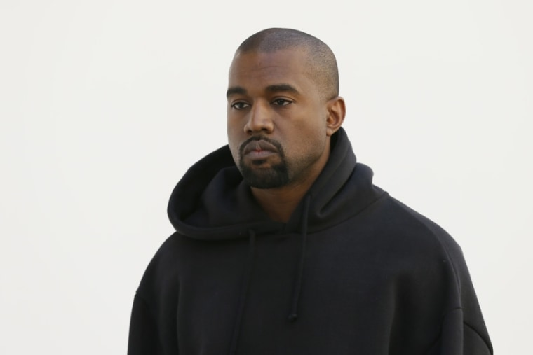 Kanye West is continuing to document his time in Uganda via Periscope