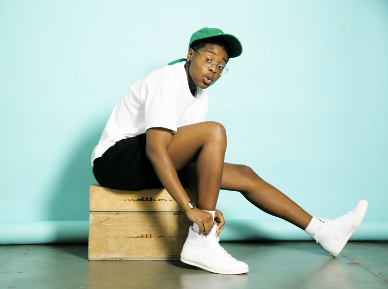 Listen to Toronto singer Kalisway's debut EP, <i>Cream</i>