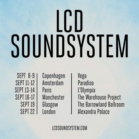 LCD Soundsystem Announces New Album <I>American Dream</i>
