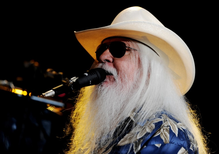 Southern-Rock Legend Leon Russell Dies At 74
