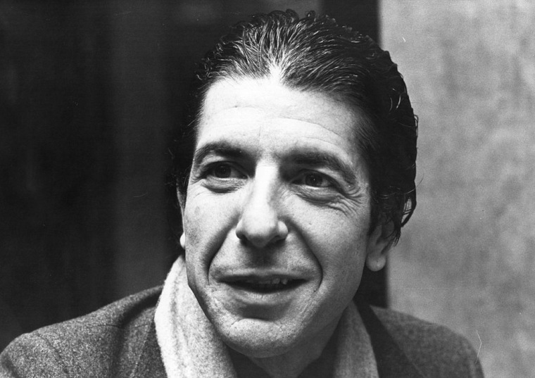 "Leonard Cohen's Son Pays Tribute To His ""Dazzling"" Father"