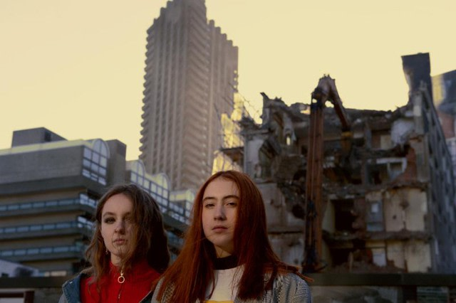 "Watch Let's Eat Grandma's new video for ""Hot Pink"""