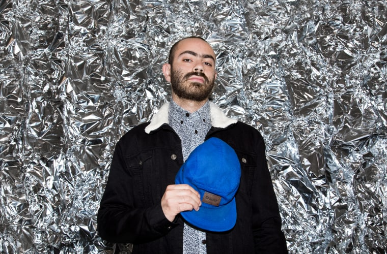 French-Syrian Rapper Liqid Really Wants To Be A Robot