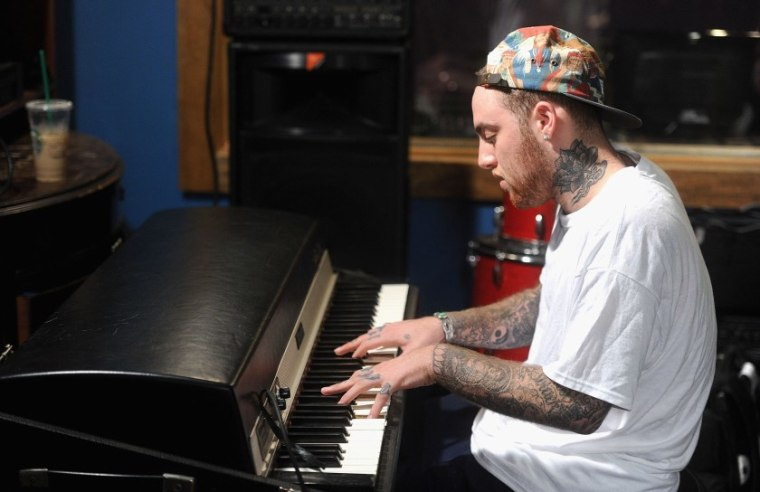 Listen to two Mac Miller live songs recorded before his death
