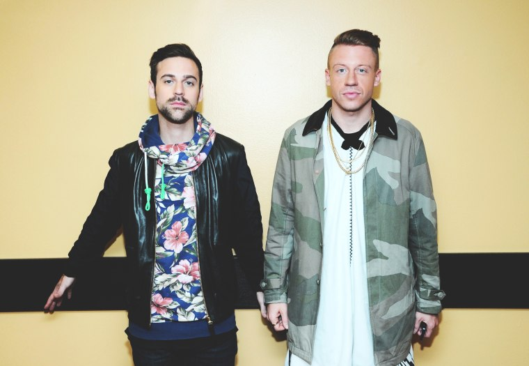 "Macklemore & Ryan Lewis Share New Single ""White Privilege II"""