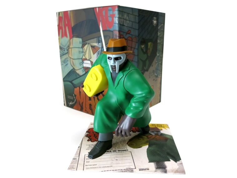 "Madlib And MF DOOM Return With New Song ""Avalanche"""