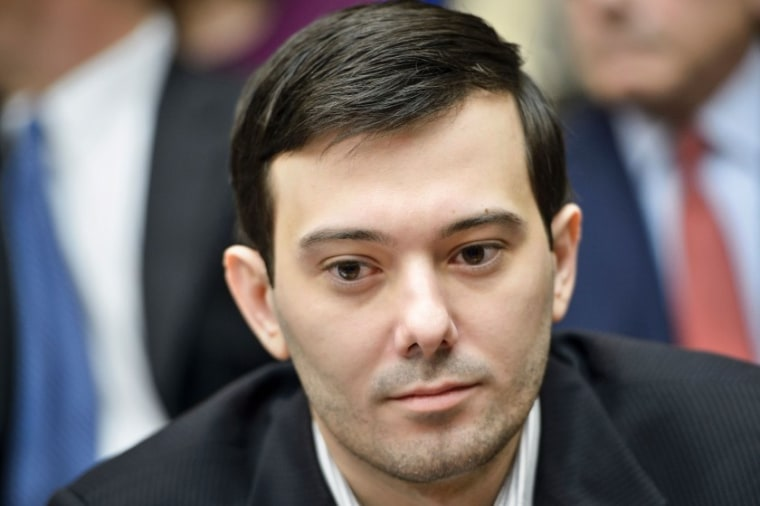 Twitter Suspends Martin Shkreli For Harassment