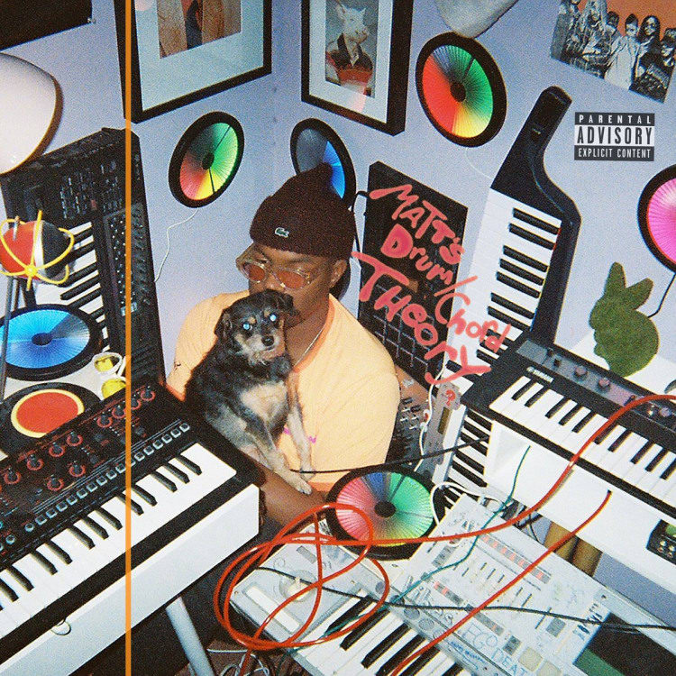 Hear Matt Martians' Solo Debut Album, <i>The Drum Chord Theory</i> Now