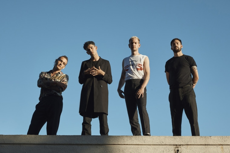 The 1975's new album <i>A Brief Inquiry Into Online Relationships</i> has arrived