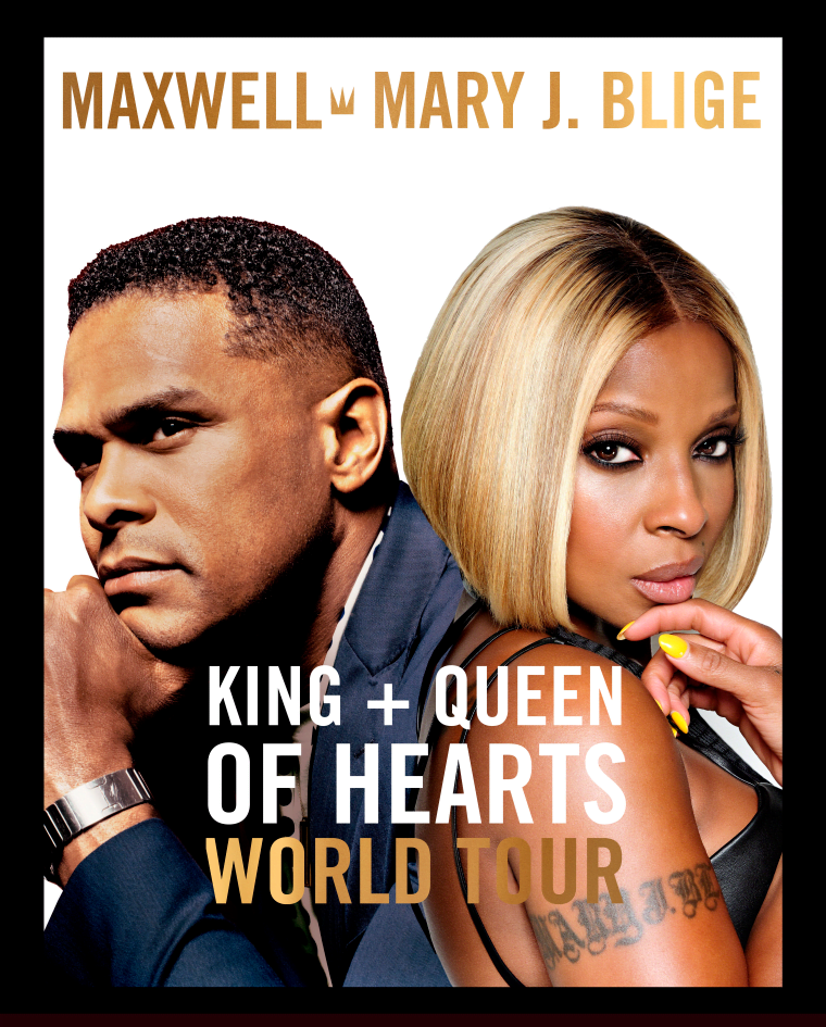 How Mary J. Blige And Maxwell Made Their Dream Tour Together Happen