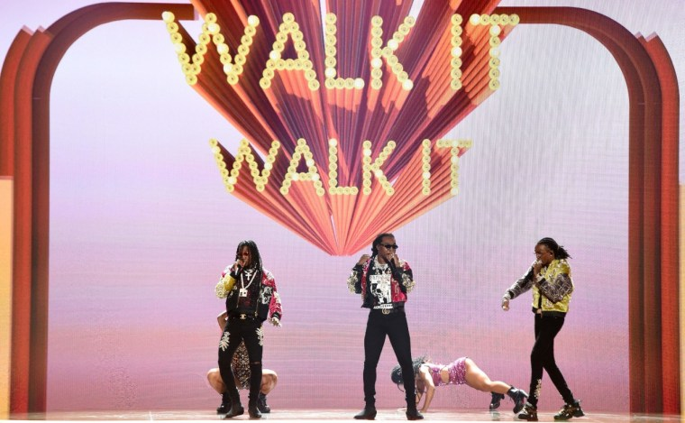 "Migos have won their ""Walk It Talk It"" lawsuit"