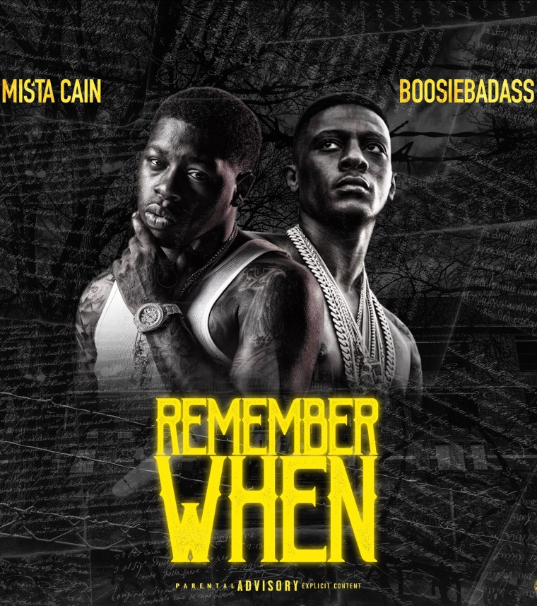 "Mista Cain Recruits Boosie Badazz For ""Remember When"""