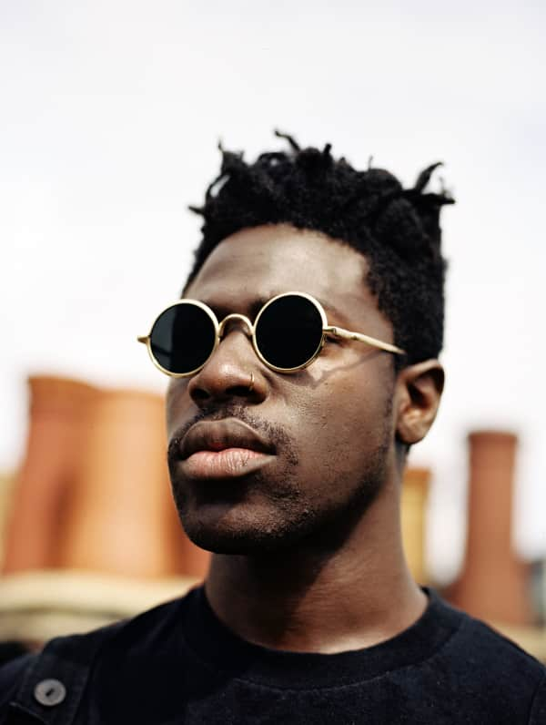 Moses Sumney says his new album is out next year