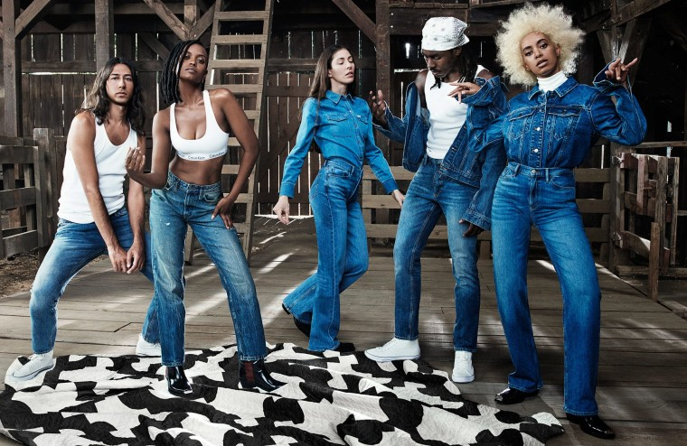 Solange, Kelela, Dev Hynes, and more star in Raf Simons's new Calvin Klein campaign